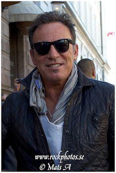Bruce Springsteen in Gothenburg by rockphotos.se, via Flickr