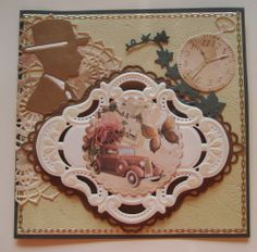 Marianne Design Cards, Die Cut Cards, Joy, Crafts, Decor, Man Card, Manualidades, Decoration, Glee