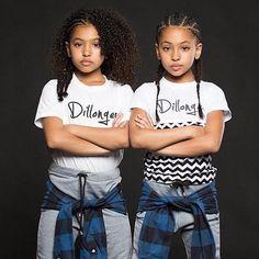 Twins/jumeaux Cute Mixed Babies, Cute Black Babies, Black Twins, Cute Twins, Cute Baby Girl, Cute Little Girls, Cute Babies, Cute Girl Outfits, Cute Outfits For Kids