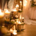 Inspirations, Rustic Ceremony Ideas: Glamorous Pennsylvania Wedding by Lauren Fair Photography
