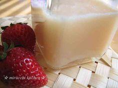 レンジで簡単❤ 牛乳で作る☆ミルクジャムの画像