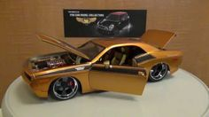 Dodge Challenger Concept 1:18 Diecast Review
