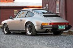 1981_Porsche_911SC_Coupe Sitting Proper