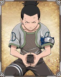 Team 10 Shikamaru