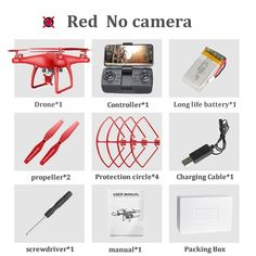 RC Drone UAV with Aerial Photography 4K HD Pixel Camera Remote Control 4-Axis Quadcopter Aircraft Long Life Flying Toys Drone Quadcopter, Drones, 14 Year Old Model, Rc Drone With Camera, Control 4, Video Capture, 4k Hd, Aerial Photography