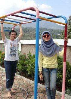 Hanging around~