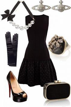 black for autumn #fashion