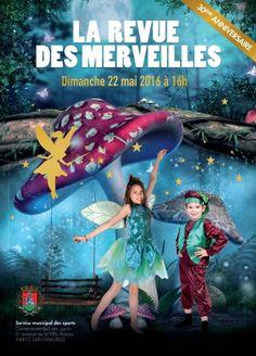 tea sport 2016 La revue des merveilles http://www.ville-saint-maurice.com/viewPageEvent.html?page=tea_sport_la_revue_des_merveilles