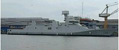 KRI RE Martadinata light Fregat SIGMA 10514
