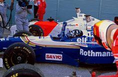 Damon Graham Devereux Hill (GBR) (Rothmans Williams Renault), Williams FW18 - RS8 3.0 V10 (1ª terminado)  1996 Gran Premio de Japón, Circuito de Suzuka  © Williams Grand Prix Engineering Ltd.   http://f1-history.deviantart.com/art/Damon-Hill-Japan-1996-501868024