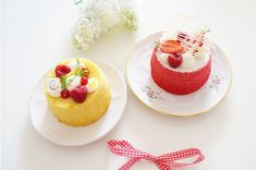 Prova la fluffosa, la torta più alta e soffice che esista