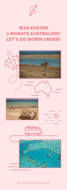 What do 2 months cost Australia? Great Barrier Reef, Buch Design, Work Travel, Travel Inspiration, Australia, Mode Designer, 2 Months, Traveling, Doodles