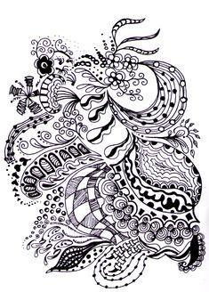 doodle art inspiration