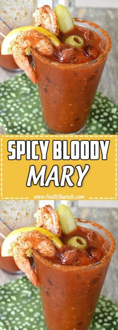 """Welcome again to the home of Easy Healthy Recipes on Budget & Easy Healthy dessert on Budget, Today i will guide you how to make """"SPICY BLOODY MARY"""". I made this Delicious recipe a Homemade Bloody Mary Mix, Bloody Mary Recipes, Best Spicy Bloody Mary Recipe, Bloody Mary Ingredients, Infused Vodka, Vodka Lime, Lime Juice, Sushi, Alcohol Drink Recipes"""
