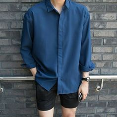 Stylish Mens Outfits, Casual Outfits, Men Casual, Fashion Outfits, Casual Clothes, Fashion Trends, Korean Fashion Men, Mens Fashion, Mode Man
