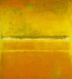 Mark Rothko. 1953 I remember studying Mark Rothko in Art History, I enjoyed that class.