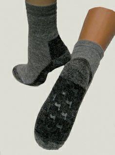 Alpacas on Your Feet Alpaca Slipper Socks  These alpaca slipper socks will keep your feet warm and comfortable around the house. This alpaca sock is great for cold floors. www.purelyalpaca.com