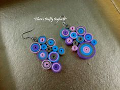 Sweet Tooth Candy Crush Earrings