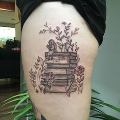 Awe-inspiring Book Tattoos for Literature Lovers - inspirational book tattoo © Peta Canberra 📖 📖 📖 You are in the right place about Awe-in - Wrist Tattoos, Love Tattoos, Beautiful Tattoos, Body Art Tattoos, New Tattoos, Small Tattoos, Arrow Tattoos, Tatoos, Bookish Tattoos