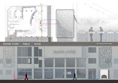 Uni Work | Smoke House | Presentation SHeet