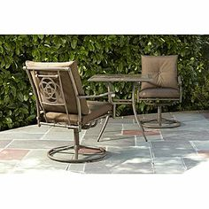 patio bistro table & chairs