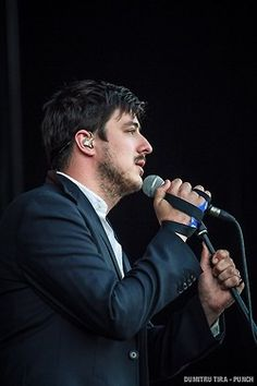 Pardon me while I stare at you for a bit, Marcus Mumford, for you are one fiiine specimen of a man. Marcus Mumford, Mumford Sons, Growing Facial Hair, Punch Magazine, Folk Bands, Attitude, Celebrity Gallery, Gal Pal, Most Beautiful Man