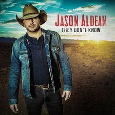 Jason Aldean They Don't Know album cover