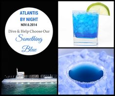 Dive Nov 6th, 2014 for an Atlantis Submarines Barbados exclusive! Two of Barbados' most noted mixologists - David Barker & Dameain Williams have been enlisted to craft a signature creation. Be the first to indulge and help decide our 'Something Blue' signature cocktail! Currently, US 109.00 inclusive of transfers www.premierattractions.bb!  Google+