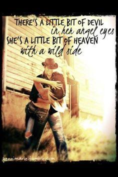 Country lyrics ♥