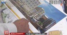 Stan Eckstut speaks with France2 TV about micro-apartments. http://www.francetvinfo.fr/economie/immobilier/video-micro-logements-des-idees-pour-meubler-un-espace-reduit_521373.html