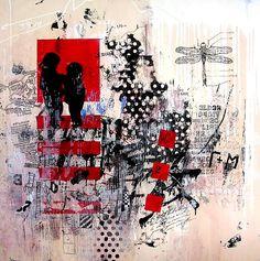 • ARTIST . SEBASTIEN LEVIGNE •    ◦ Untitled ◦  basquiat approved!