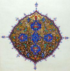 :::: ✿⊱╮☼ ☾ PINTEREST.COM christiancross ☀❤•♥•* ::::  Enluminure, Galerie - miniatures persanes
