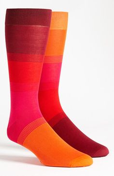 Pantherella for Ted Baker London Stripe Socks available at #Nordstrom