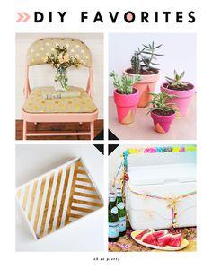 Make Something Pretty | Oh So Pretty Blog