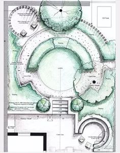 find this pin and more on designplan garden designs and layouts - Garden Design Layouts