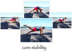 Working on my #core #stability is part of every workout because it is the basic for all my moves during sport and my everydaylife  #personaltrainer #fitfam #inspireothers #fitnessblogger #austrianblogger #fitness