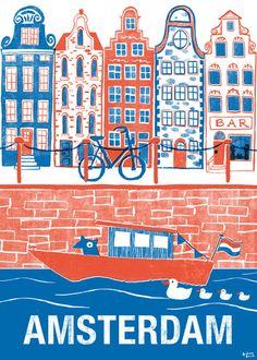 Andreas Hirsch | Illustration & Design - Poster