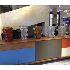 Vasos de Murano. Com descontos especiais!