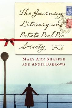 The Guernsey Literary & Potato Peel Pie Society by Mary Ann Shaffer and Annie Barrows....written entirely in letter form....absolutely remarkable book  Recommended by a bookseller!