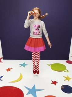 Cute Alert: Kate and Jack Spade designed together a limited edition children's collection for GapKids.