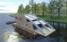 pontoons. Manufacturer country/Russia.