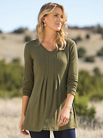 Women's Chameleon Knit Tunic