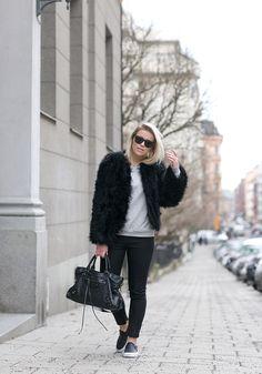 FLUFFY : P.S. I love fashion by Linda Juhola