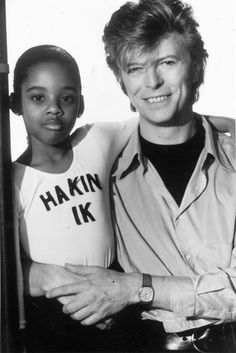 ♡ David Bowie on the set of Tv Show Music, My Music, David Bowie, Me And Mrs Jones, Mick Ronson, Never Let Me Down, Fantastic Voyage, The Thin White Duke, Life On Mars