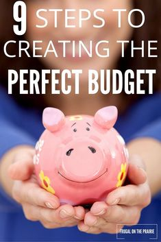 9 Steps to Creating a Rockstar Budget