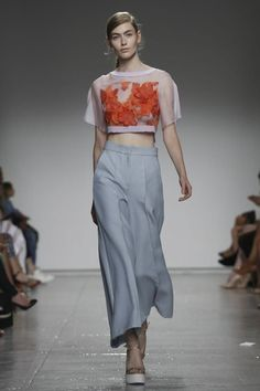 Rebecca Taylor Ready To Wear Spring Summer 2015 New York #NYFW #SS15 #RTW
