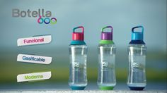 Nueva Botella PSA 600