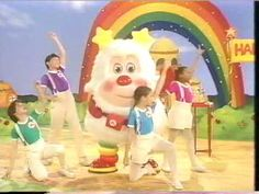 Rainbow Brite - It's Your Birthday Party! Part 3 - YouTube