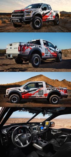 Awesome Ford 2017: Cool Ford 2017: 2017 Ford Raptor Race Truck... Car24 - World Bayers Check more a... Car24 - World Bayers Check more at http://car24.top/2017/2017/01/26/ford-2017-cool-ford-2017-2017-ford-raptor-race-truck-car24-world-bayers-check-more-a-car24-world-bayers/