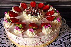 Erdbeer - Yogurette - Torte 3